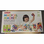 Magical Magnet 96 Piece Set