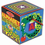 Alphabet Nesting & Stacking