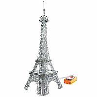 2 in 1 Model Kit: Eiffel Tower & Brooklyn Bridge