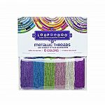 Loopdedoo Metallic Threads