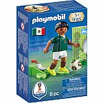 National Soccer Team Player Mexico - RETIRED PRODUCT