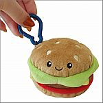 Micro Hamburger Clip - Comfort Food Squishable