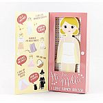 Magnetic Dress Up Doll - Millie