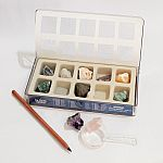 Minerals from All Over The World Science Kit