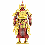Metal Earth Armour Series - Chinese Ming Armour