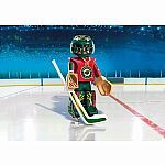 NHL Minnesota Wild Goalie