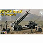1:40 Corporal Missile with Transporter