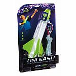 Nightzone Unleash Light Up Missile Launcher (Assorted Colours)