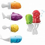 Fish Pop Molds