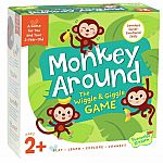 Monkey Around - The Wiggle & Giggle Game