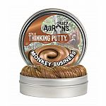 Monkey Business - Metallic - Crazy Aaron's Thinking Putty