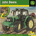 John Deere Mosaic - 1000 pieces.