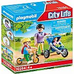 Playmobil : City Life - Mother & Children