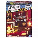 Escape Room Expansion Pack - Murder Mystery