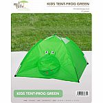 Green Frog Tent