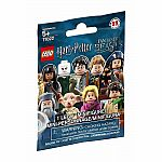 Harry Potter/Fantastic Beasts Minifigures