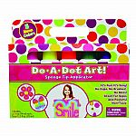Neon 5 Pack Dot Markers