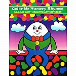 Color Me Nursery Rhymes - Do A Dot Art! Creative Activity Book
