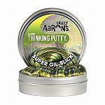Super Illusions - Super Oil Slick - Crazy Aaron's Thinking Putty