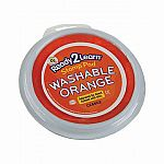 Jumbo Circular Washable Ink Pad - Orange