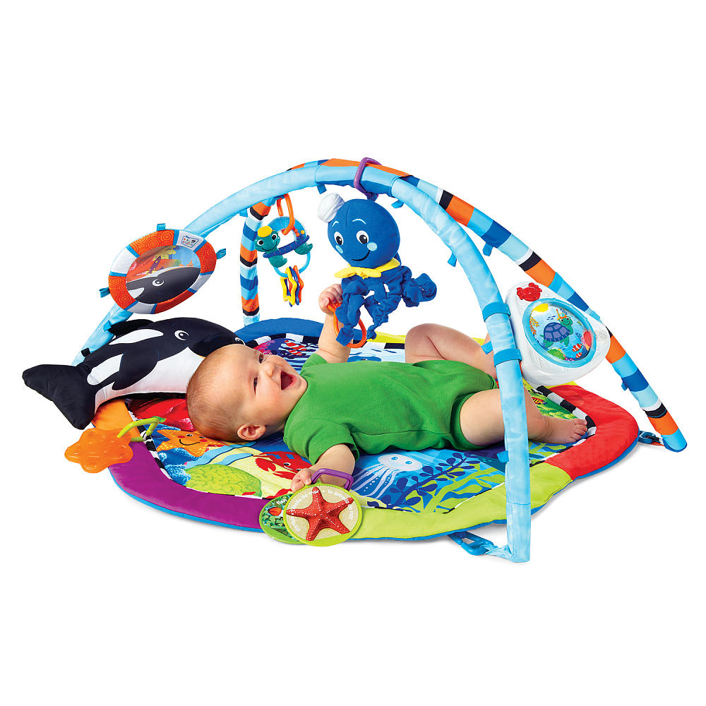 Baby Neptune Ocean Adventure Play Gym Toy Sense