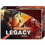 Pandemic Legacy (Red Edition)
