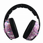 Banz Baby Earmuffs - Peace Doodle