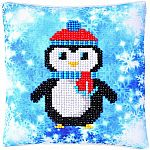 Diamond Dotz - Christmas Penguin Mini Pillow