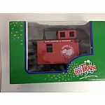 Lehmann Toy Train Caboose G Scale