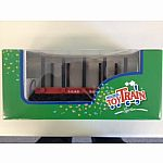 Lehmann Toy Train Red Field Stake Bed Wagon G Scale