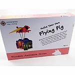 Make Your Own Flying Pig