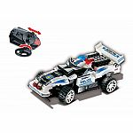 Building Block R/C Vehicle - Police Car