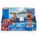 Paw Patrol - Zuma & Wally Rescue Set