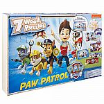 Paw Patrol - 7 Wooden Jigsaw Puzzles