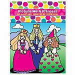Picture Me A Princess - Do A Dot Art! Creative Activity Book