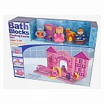 BathBlocks Floating Castle