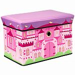 Princess Castle Toy Box (D)