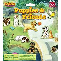 Puppies and Friends Play Board