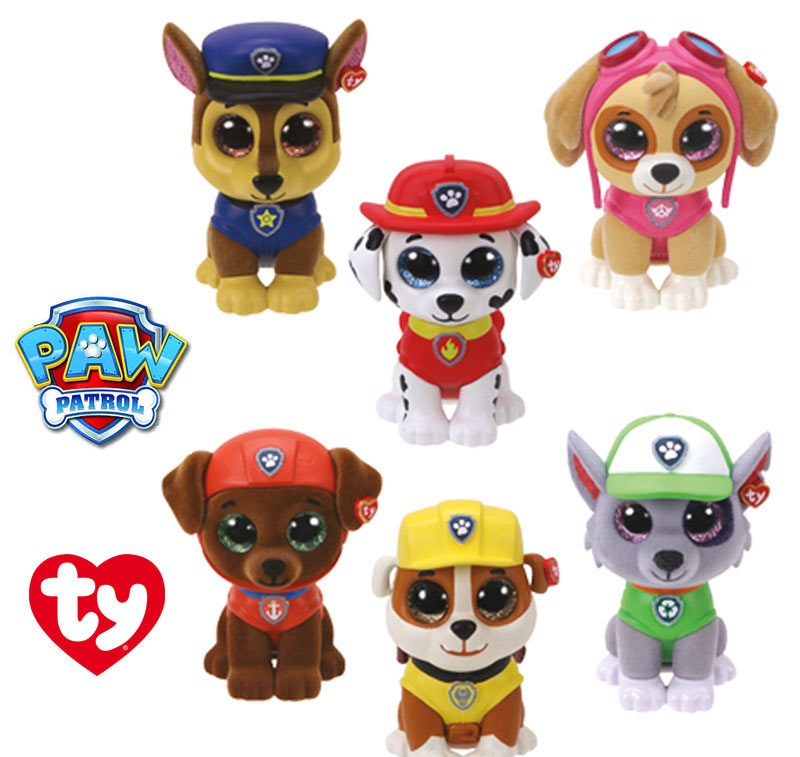 d0a4836bbba Mini Boos Collectibles - Paw Patrol Blind Box - Toy Sense