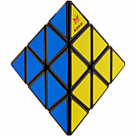 Pyraminx Rotational Triangle Puzzle