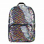 Magic Sequins Backpack - Rainbow