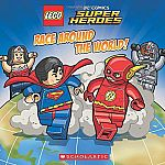 LEGO DC Super Heroes: Race Around The World!