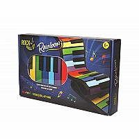 Rock & Roll It! Rainbow Piano