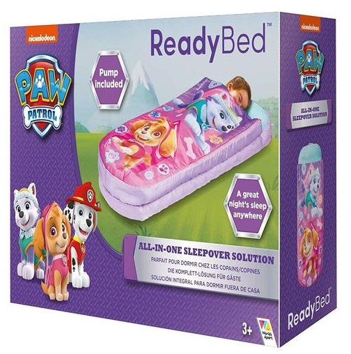 Paw Patrol Skye & Everest Junior ReadyBed - Toy Sense