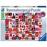 99 Beautiful Red Things - Ravensburger