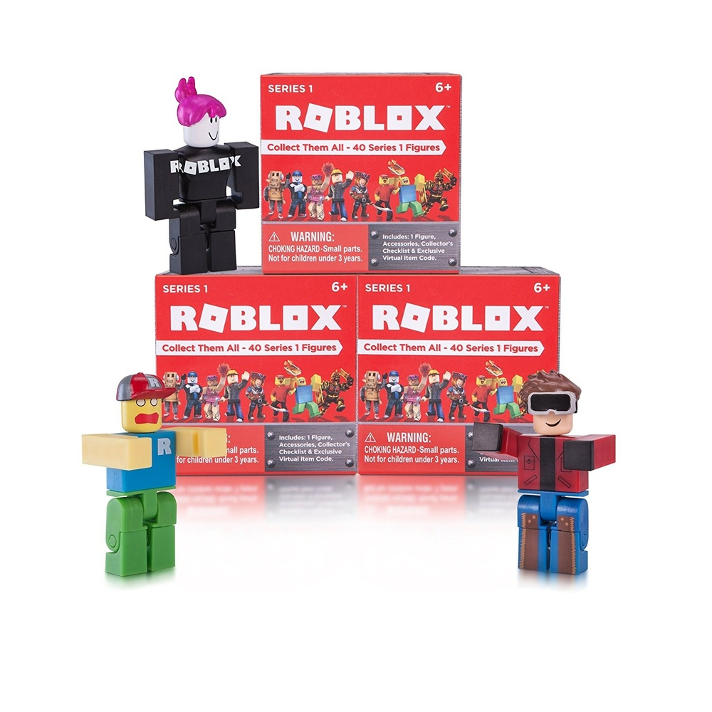 Roblox Figure Blind Box Series 1 Toy Sense