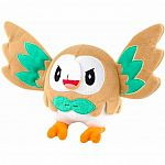 Angry Rowlet