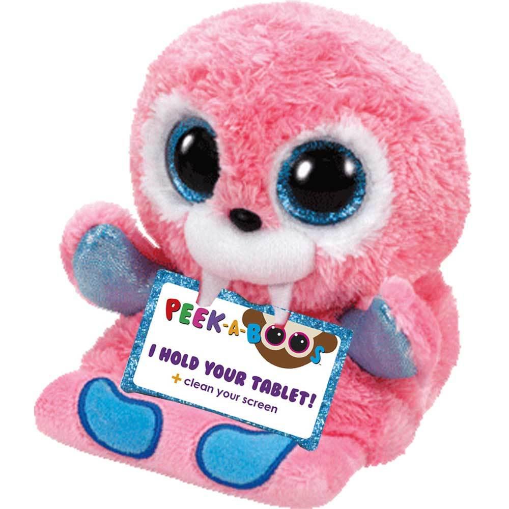 Sailor Pink Walrus Peek A Boos Phone Holder Toy Sense