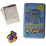 Brain Quest Smart! Game Travel Tin