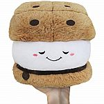 Mini S'more - Comfort Foods Squishable